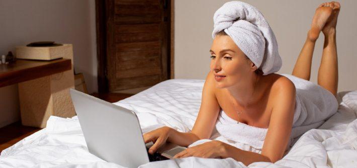 Webcams y el entretenimiento para adultos
